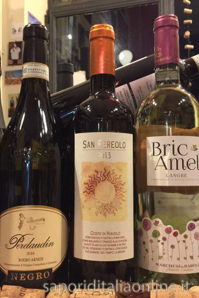 Vini Bianchi Piemontesi